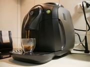 Новая кофемашина Philips HD8650 espresso